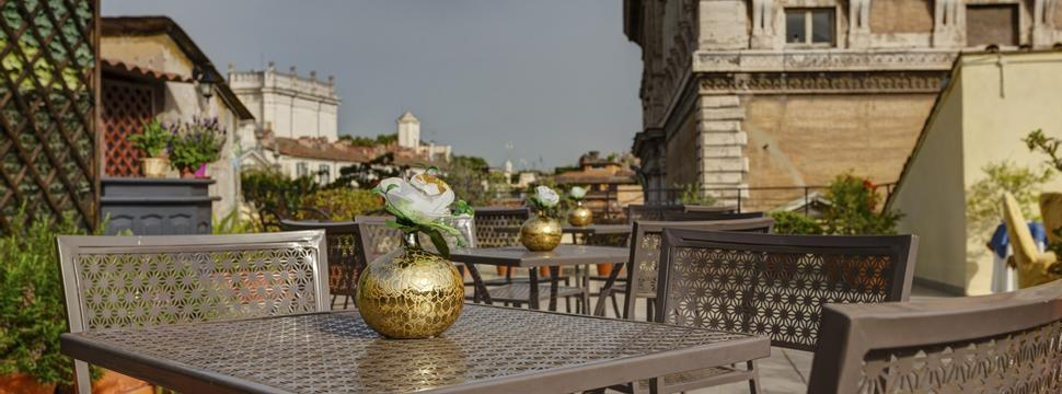 Hotel Residenza in Farnese | Roma | Book Direct with us!